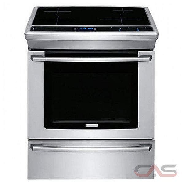 electrolux electric stove top instructions