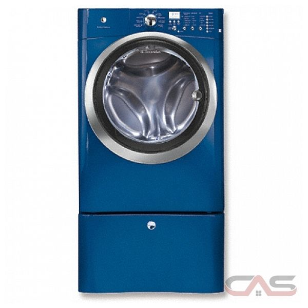 Electrolux EIFLW55HMB (***showroom product**)Front Load Washer, 27 in, 4.7 cu.ft, with IQ-Touch Controls, Touch-2-Open Door, Industry's Only Reversible Washer Door, 11 Cycles, 5 Soil Levels