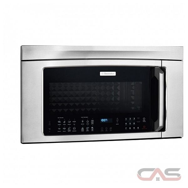 """Electrolux EI30BM6CPS Over the Range Microwave, 30"""" Width, Convection ..."""
