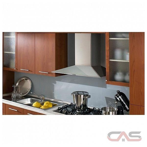 hotte faber dama36ss 36 largeur ext rieure chemin e convient aux deux halog ne 600 cfm. Black Bedroom Furniture Sets. Home Design Ideas