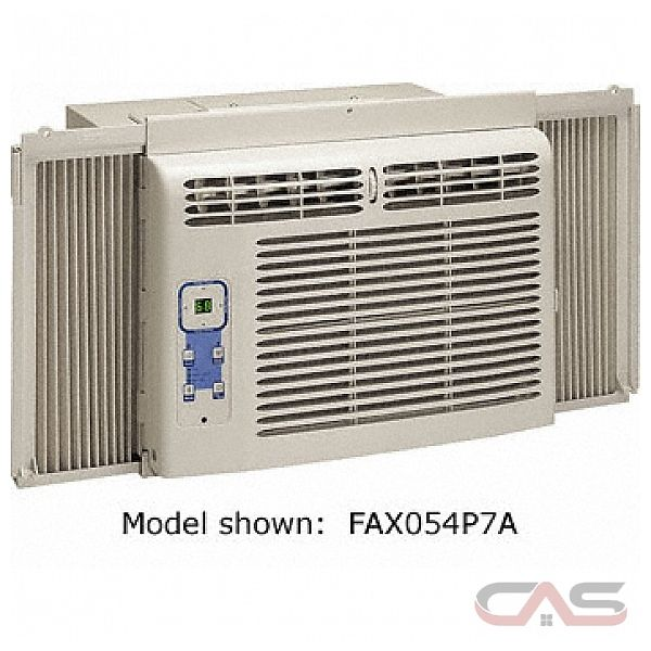 Frigidaire FAX054P7A Window/Wall 5,000 BTU Air Conditioner, 115v ...