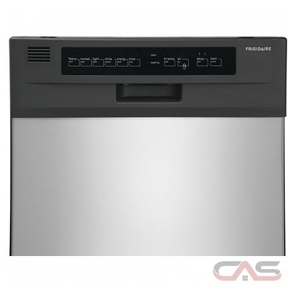 ffbd1821ms lave vaisselle frigidaire canada meilleur prix et valuations montr al ottawa. Black Bedroom Furniture Sets. Home Design Ideas
