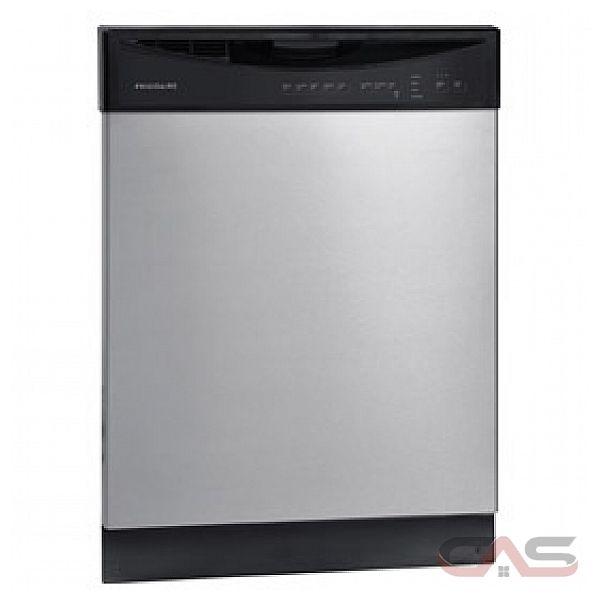 "Frigidaire Ffbd2411 24 In 55 Decibel Built In Dishwasher: Frigidaire FFBD2411NS Lave-vaisselle, 24"" Largeur"