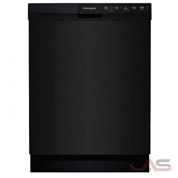 Frigidaire Ffbd2411 24 In 55 Decibel Built In Dishwasher: Frigidaire FFBD2412SB Dishwasher Canada