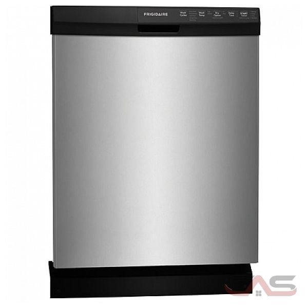frigidaire ffbd2412sm lave vaisselle 24 po 5 cycles de lavage 2 paniers de chargement. Black Bedroom Furniture Sets. Home Design Ideas