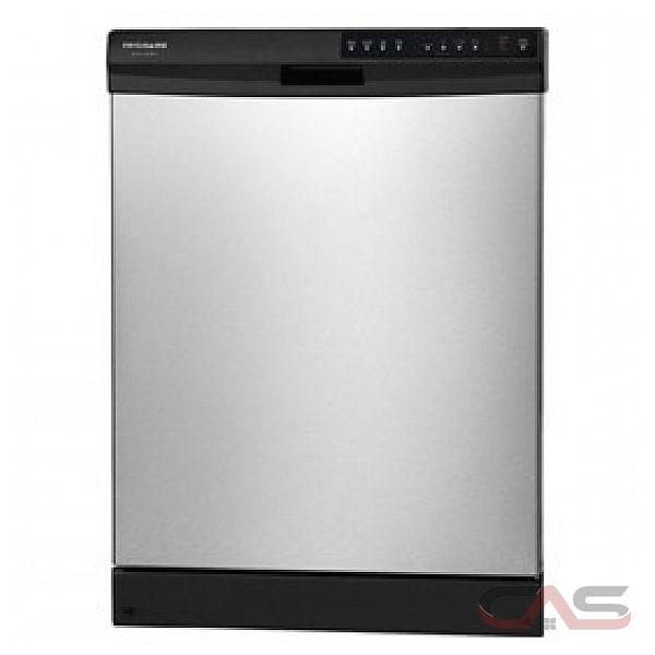 Frigidaire Ffbd2411 24 In 55 Decibel Built In Dishwasher: Frigidaire Gallery FGBD2434PF Dishwasher Canada