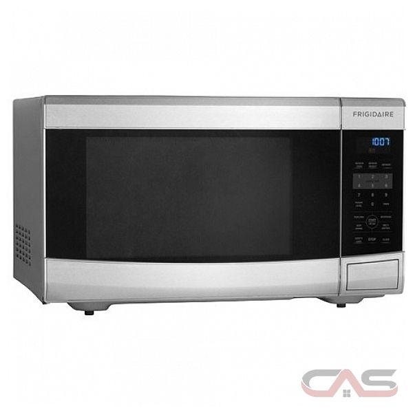Frigidaire Countertop Microwave Stainless Steel : Frigidaire CFCE1638LS Countertop Microwave, 21 3/4