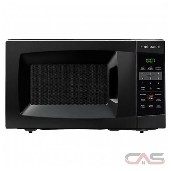 Frigidaire CFCM0724LB Countertop Microwave Oven 0.7 cu.ft, with 700 ...