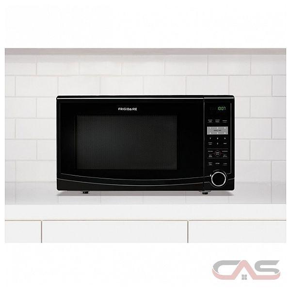 Frigidaire CFCM1134LB Countertop Microwave, 20 2/7