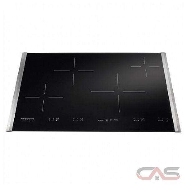 Frigidaire professional fpic3095ms surface de cuisson surface de cuisson induction 30 po 4 - Difference induction vitroceramique ...