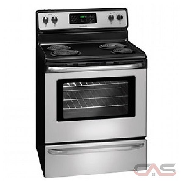 Electric Coil Stove ~ Frigidaire cfef ls range canada best price reviews