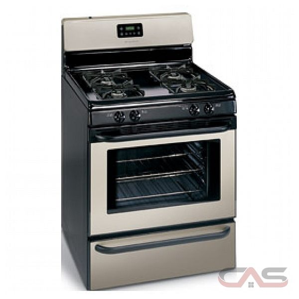 Gas Oven: Frigidaire Gas Oven Manual on