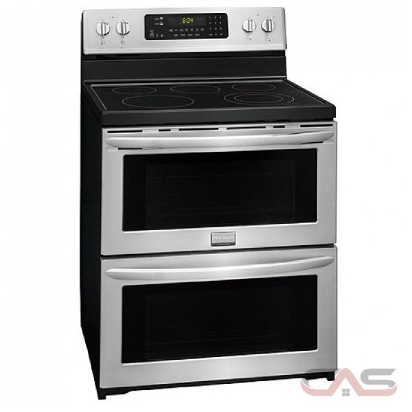 frigidaire cgef302tpf 30 39 39 freestanding electric double oven range
