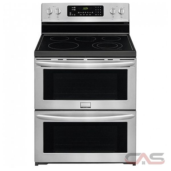 electric double oven range best price reviews canada