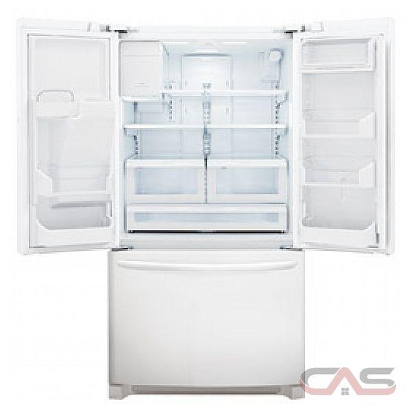 frigidaire gallery fghb2866pp r frig rateur porte fran aise frigo 36 po distributeur dans la. Black Bedroom Furniture Sets. Home Design Ideas
