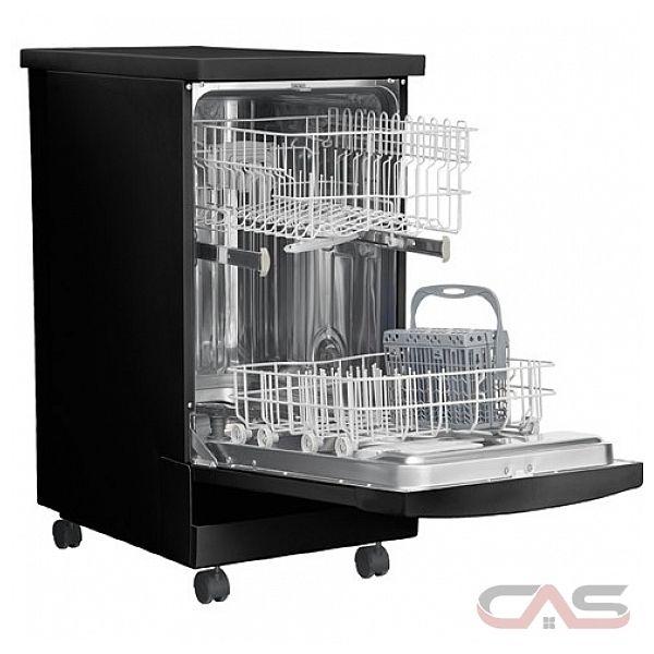 Ffpd1821mb frigidaire dishwasher canada best price - Portable dishwasher stainless steel exterior ...