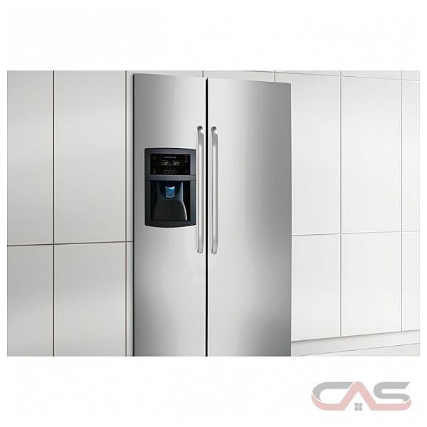 Frigidaire Ffsc2323ls Refrigerator Canada Best Price