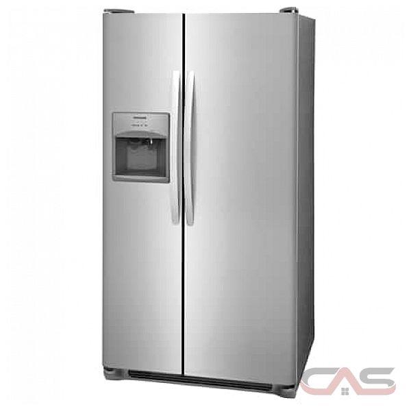 Ffss2615ts Frigidaire Refrigerator Canada Best Price