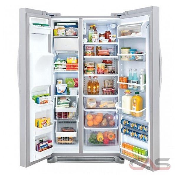 Fghc2355pf Frigidaire Gallery Refrigerator Canada Best
