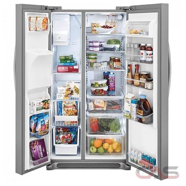 Frigidaire Gallery Fgss2335tf Refrigerator Canada Best