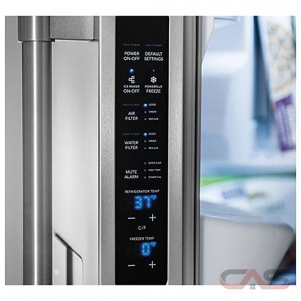 Fpsc2277rf Frigidaire Professional Refrigerator Canada