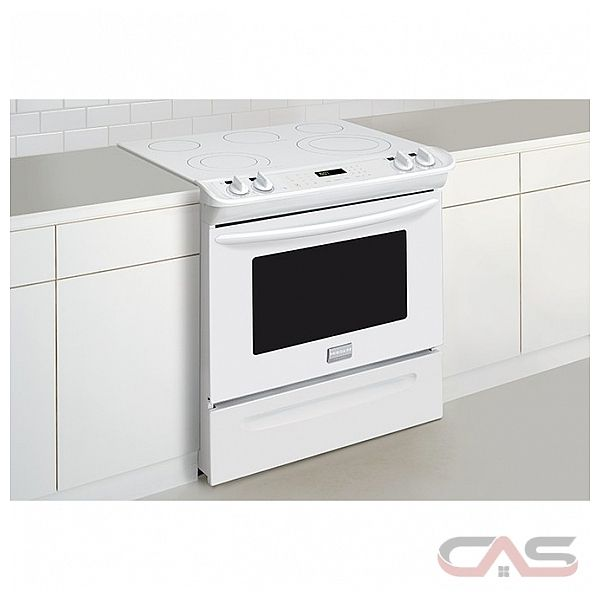 frigidaire gallery cges3065pw cuisini res canadian appliance. Black Bedroom Furniture Sets. Home Design Ideas