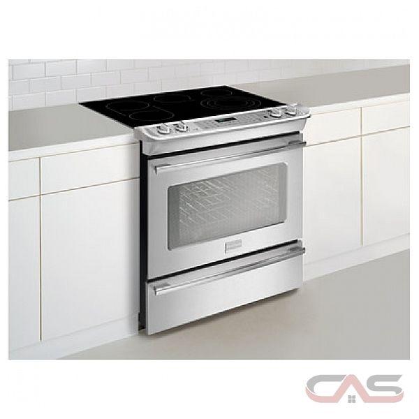 frigidaire professional cpes3085pf cuisini re encastrable. Black Bedroom Furniture Sets. Home Design Ideas
