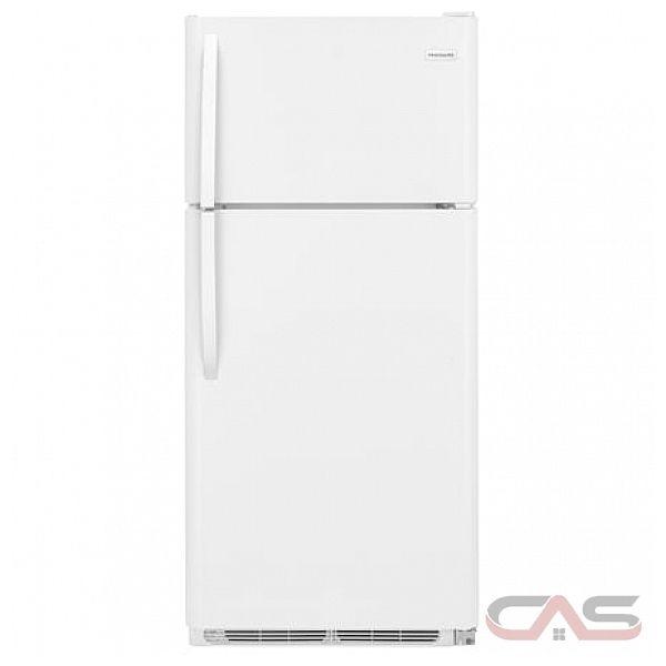 refrigerator 30. frigidaire fftr1814tw top mount refrigerator, 30\u0027\u0027 width, optional ice maker (special refrigerator 30