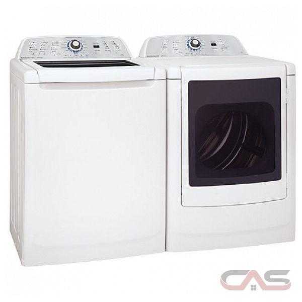 frigidaire fahe4045qw laveuse chargement vertical haute efficacit meilleur prix et. Black Bedroom Furniture Sets. Home Design Ideas