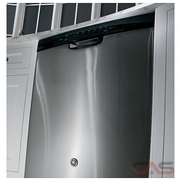 Whirlpool Wdf518saaw Whirlpool 18 In 57 Decibel Built In: GDF510PSJSS GE Dishwasher Canada