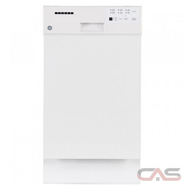 Whirlpool Wdf518saaw Whirlpool 18 In 57 Decibel Built In: GSM1800VWW GE Dishwasher Canada