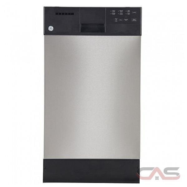Whirlpool Wdf518saaw Whirlpool 18 In 57 Decibel Built In: GSM1860VSS GE Dishwasher Canada
