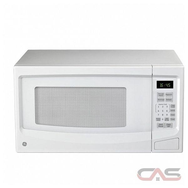 GE JES1145WTC Countertop Microwave, 21 1/4