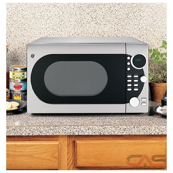 Countertop Microwave Oven, Convenience Cooking Controls, Double Grill ...
