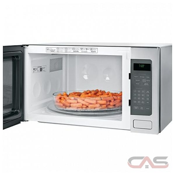 Countertop Microwave To Built In : GE Profile PEB7226SFSS 2.2 cu. ft. Countertop Microwave Oven with 1200 ...