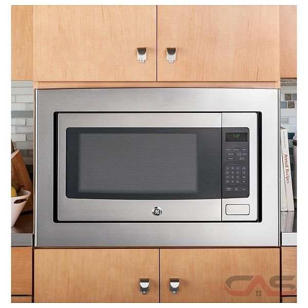 GE Profile PEB7226SFSS 2.2 cu. ft. Countertop Microwave Oven with 1200 ...