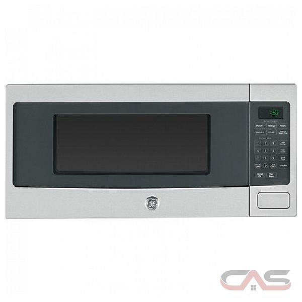 Countertop Microwave 22 Inches Wide : GE Profile PEM10SFC Countertop Microwave, 24