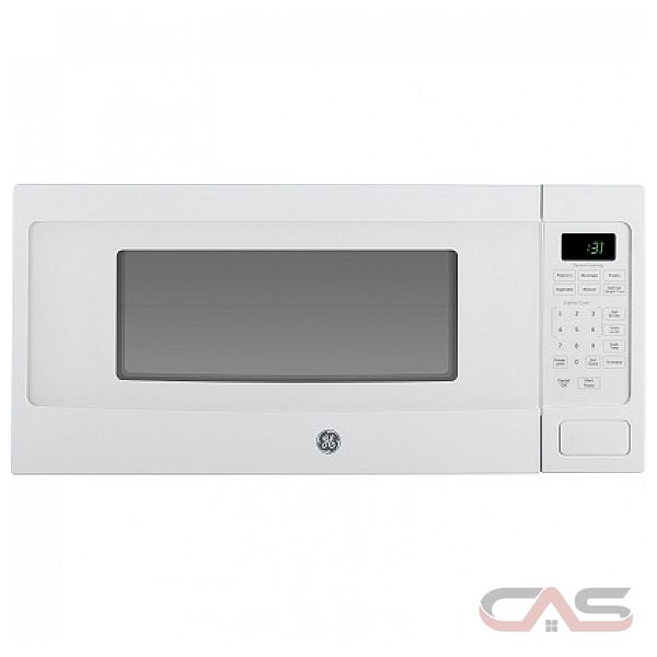 GE Profile PEM10WFC Countertop Microwave, 24