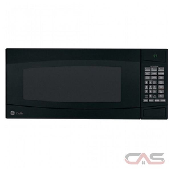 GE PEM31BMC GE Profile 1.0 cu.ft., Countertop Microwave Oven, 800W of ...