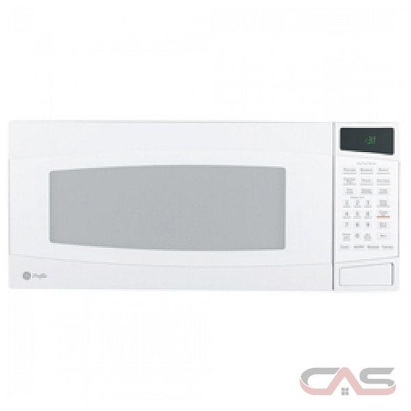 Countertop Microwave Reviews Canada : GE PEM31WMC GE Profile 1.0 cu.ft., Countertop Microwave Oven, 800W of ...