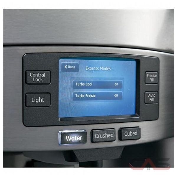 Pfe28rshss Ge Profile Refrigerator Canada Best Price