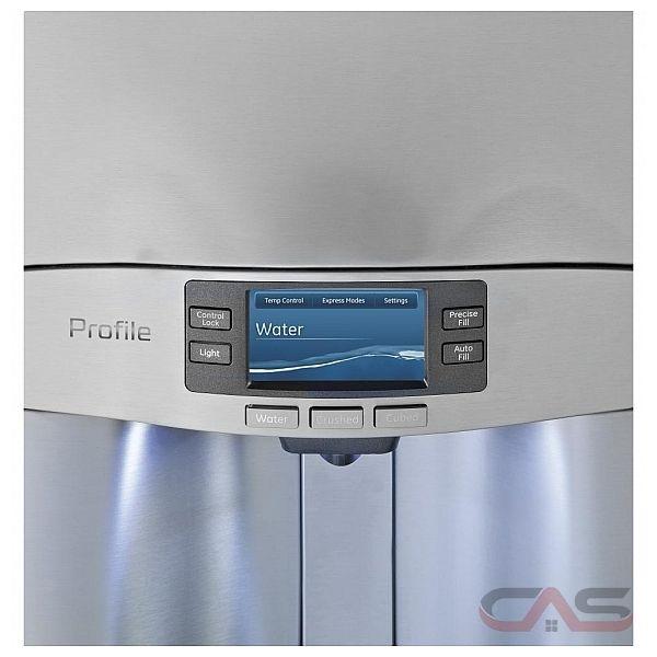 Ge Profile Pfe28rshss Refrigerator Canada Best Price