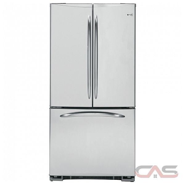 10 Cu Ft Large Capacity 2 Door Bottom Mount Refrigerator