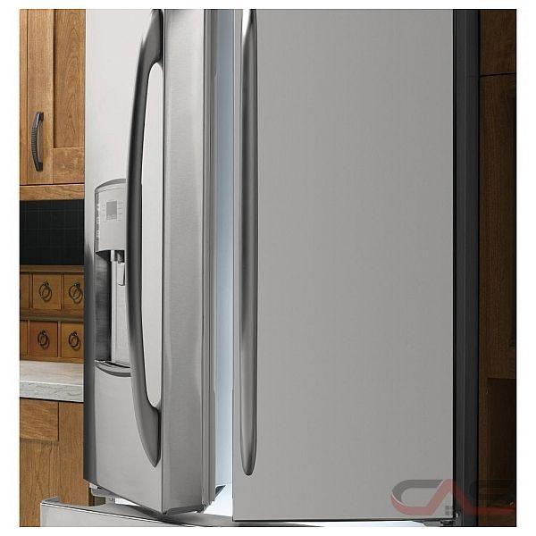 Pfss2mjyss Ge Profile Refrigerator Canada Best Price
