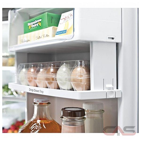 Ge Profile Pye22pskss Refrigerator Canada Best Price