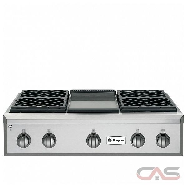 zgu364ndpss monogram cooktop canada - best price  reviews and specs