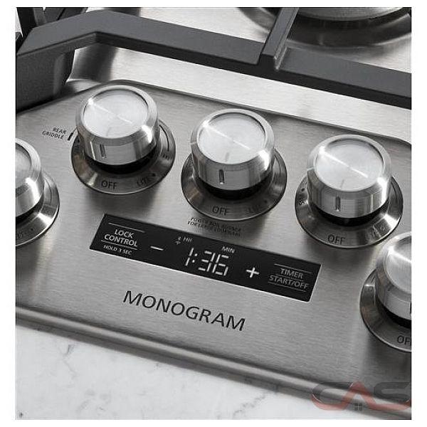 Zgu36eslss Monogram Cooktop Canada Best Price Reviews