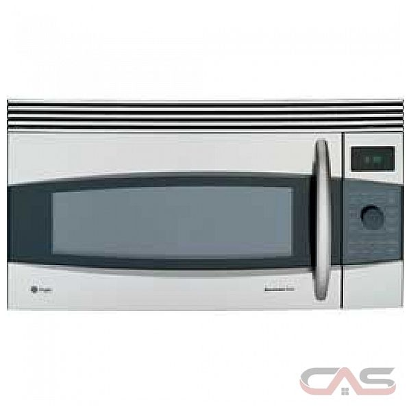 Convert Countertop Microwave To Over Range : GE Profile JVM1790SKC Spacemaker Over the Range Microwave, 30in, 1.7 ...