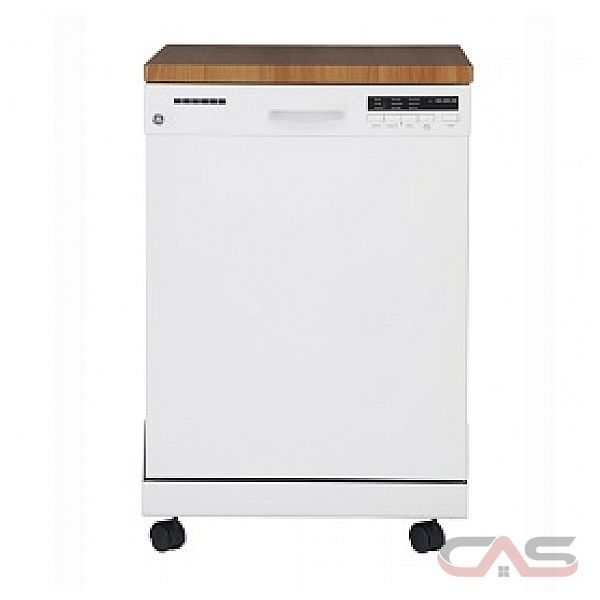 Ge gpf400sgfww dishwasher canada best price reviews and - Portable dishwasher stainless steel exterior ...