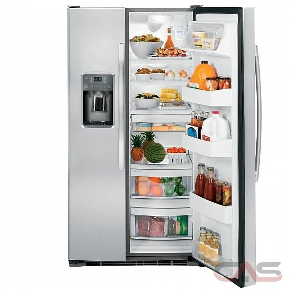 gse25gshss ge refrigerator canada - best price  reviews and specs